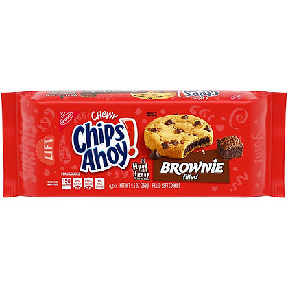 Chips Ahoy! Chewy Brownie Cookies 269g