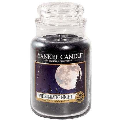 Midsummers Night Yankee Candle Vela