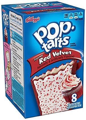 Kellogg's Pop Tarts Red Velvet Cupcakes 384g