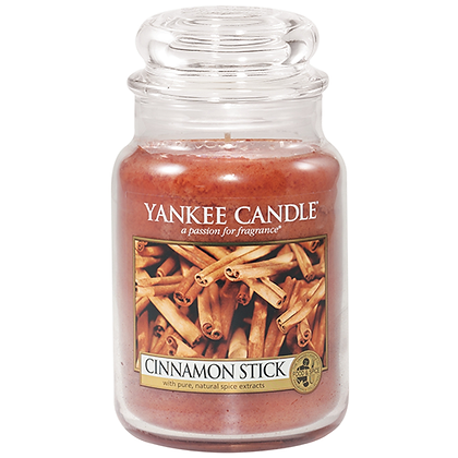 Cinnamon Stick Yankee Candle Vela
