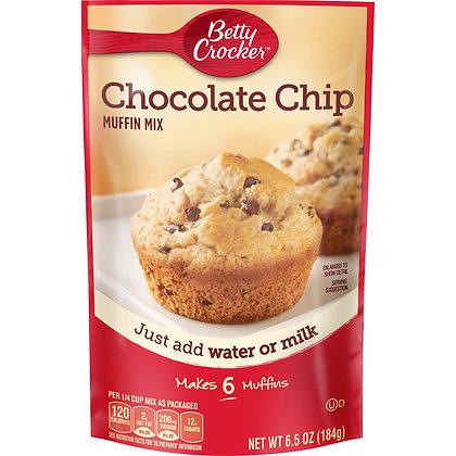 Betty Crocker Chocolate Chip Muffin Mix 181g