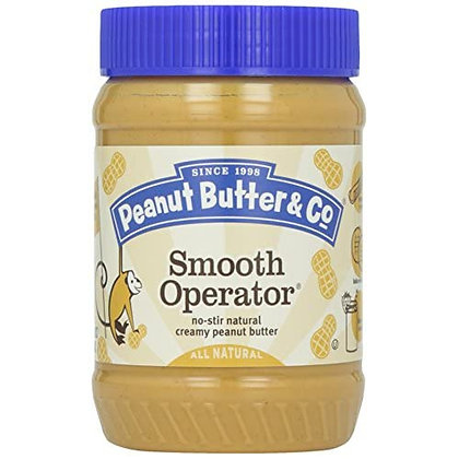 Peanut Butter & Co Smooth Operator 454g