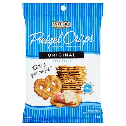 Snyder's Pretzels Crisps Original 85g