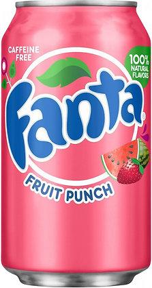 Fanta Fruit Punch 355ml