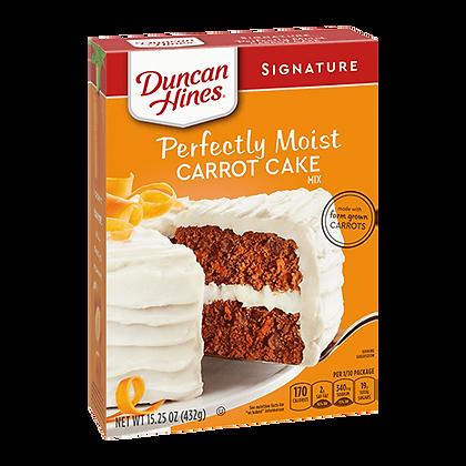 Duncan Hines Carrot Cake Mix 432g
