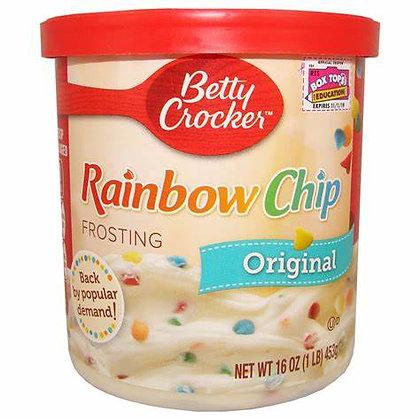 BC Rainbow Chip Frosting 453g