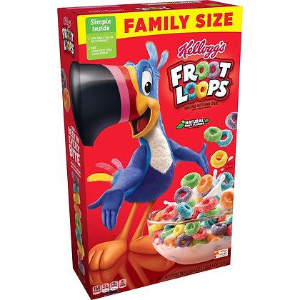 Kellogg's Froot Loops USA Family Size 550g