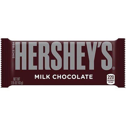 Hershey's Milk Chocolate 43g
