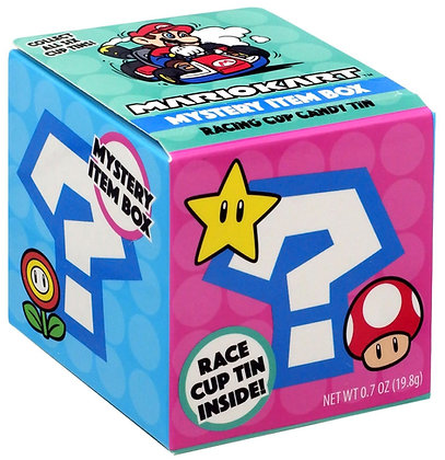Mario Kart Mystery Item Box Candy 19g