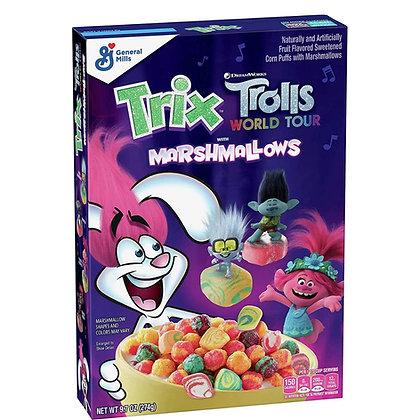 GM Trix Trolls Marshmallows 274g