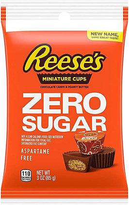 Reese's Miniature Cups Zero Sugar 85g