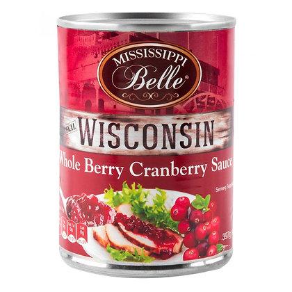 Whole Cranberry Sauce MB 397g