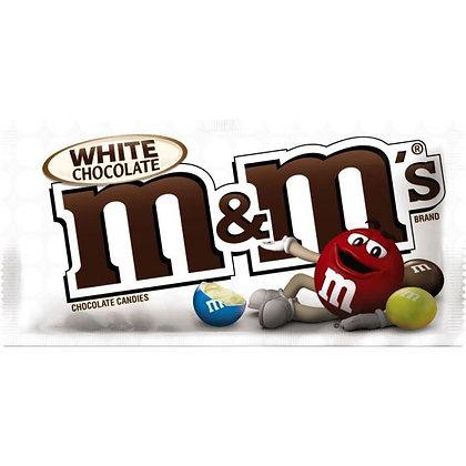 M&M´s White Chocolate 42,5 g