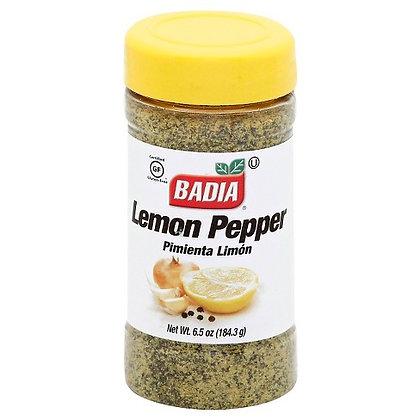 Badia Lemon Pepper Seasoning 184,3g
