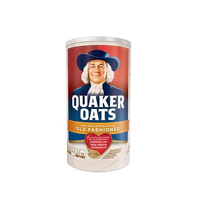 Quaker Oats Old Fashioned 510g