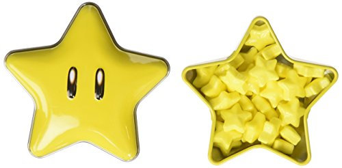 Super Mario Galaxy Star Candy Tin 34g