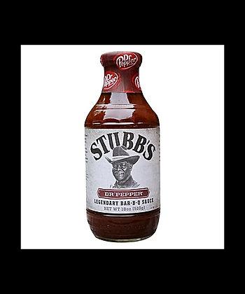 Stubb's Dr Pepper BBQ Sauce 510 ml
