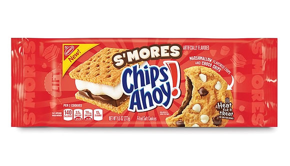 Chips Ahoy! Chewy Smores 272g