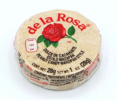 Mazapán Cacahuete de la Rosa