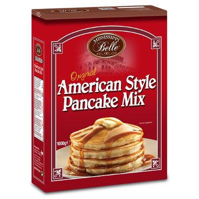 MB Pancake Mix Original American Style
