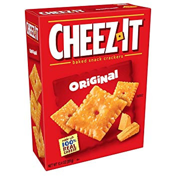 Cheez It Original 198g