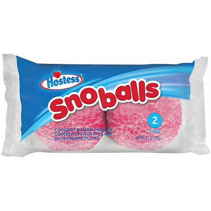 Hostess Pink Snoballs 99g