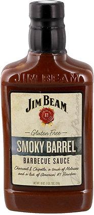 Jim Beam Smoky Barrel BBQ Sauce 510g