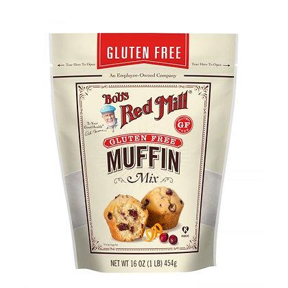 Bobs Red Mill Muffin Mix Gluten Free 454g