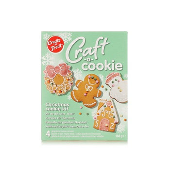 Christmas Gingerbread Cookie Kit Create a Treat 188g