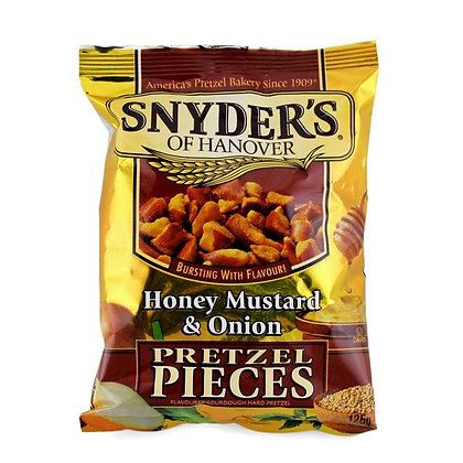 Snyder´s Honey Mustard & Onion 125g