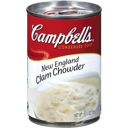 Campbells's New England Clam Chowder 298g