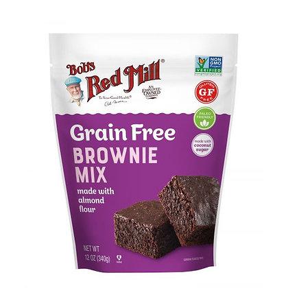 Bobs Red Mill Grain Gluten Free Brownie Mix 340g