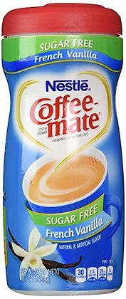 Coffee Mate French Vanilla Sugar Free 289g