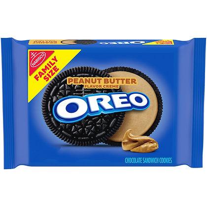 Oreo Peanut Butter Creme 482g
