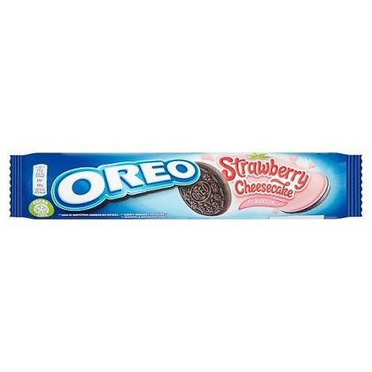 Oreo Strawberry Cheesecake Nabisco 154g