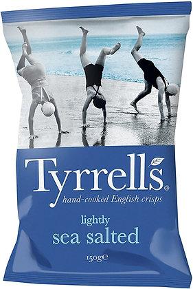 Tyrrells Lightly Sea Salted