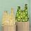 Thumbnail: Jouetle x 日本設計師 TSUNA 聯乘款|雙面扣袋|Knot Bag|單柄小提袋|便當袋|香港