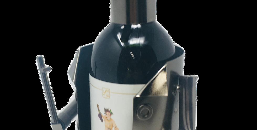 Moose Hunter Wine Bottle Holder