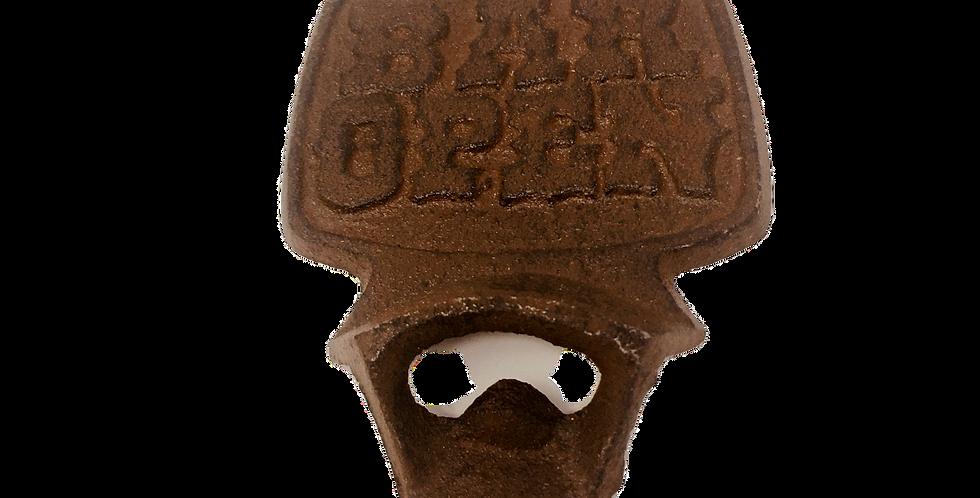 Bar Open Wall Mounted Bottle opener