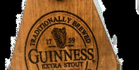 Vintage Guinness Beer tote