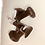 Thumbnail: rustic railway spike hooks 5- 2.5 inches