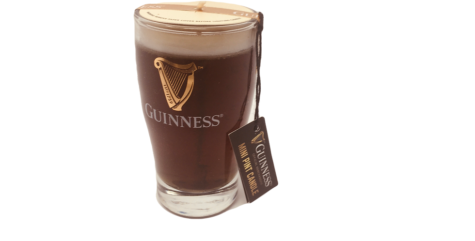 Guinness Candle