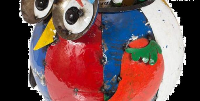 Barnyard Owl Cooler