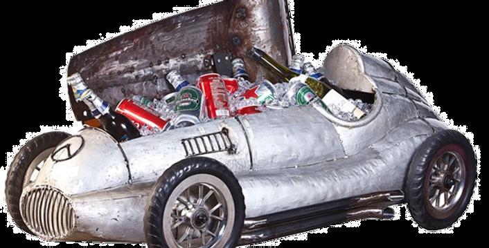Silver Arrow Cooler