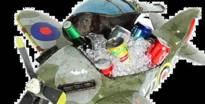 Spitfire Beverage Cooler