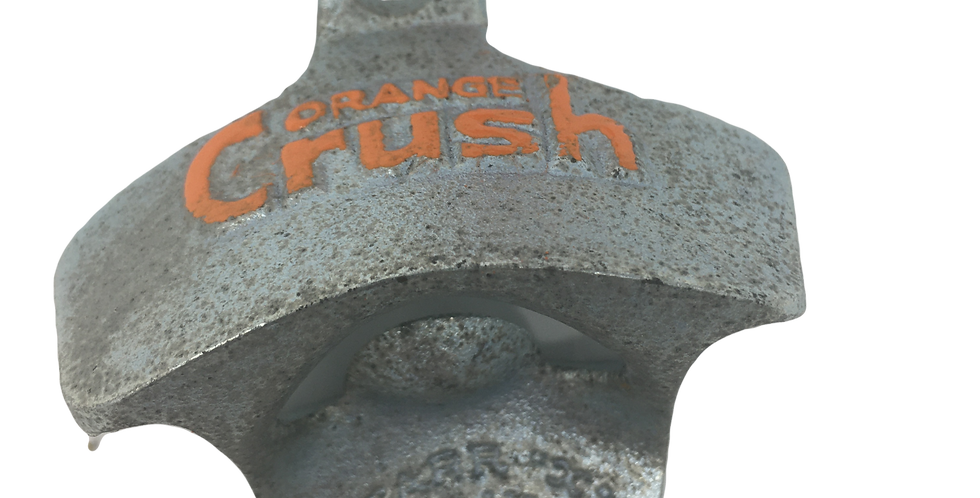 Vintage 1960's Orange Crush STARR X Bottle Opener