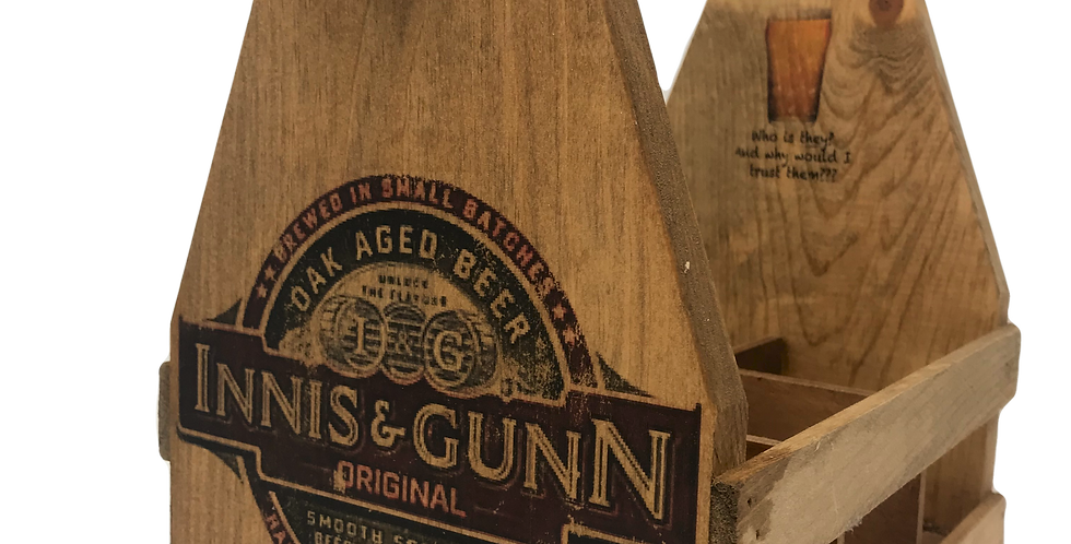 Innis & Gunn Beer Tote