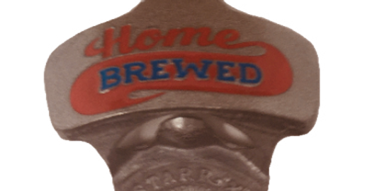 Home Brewed STARR X Bottle Opener