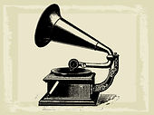 FreeVector-Antique-Gramophone-Graphics.j