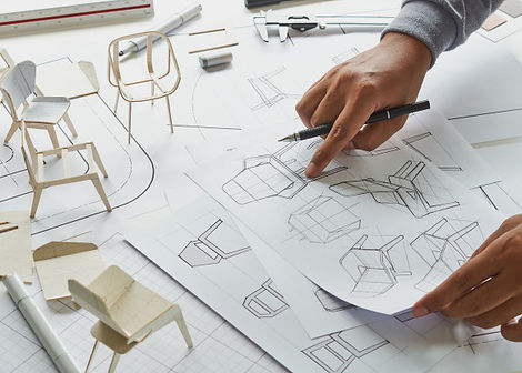 designer-sketching-product-chair-furnitu